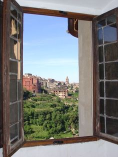 Room with a view - Villa Sant' Antonio - Tivoli in the hills overlooking Rome