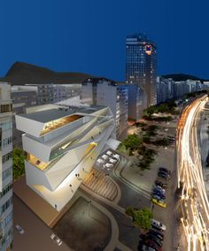 Museum of Image and Sound - by Diller Scofidio + Renfro