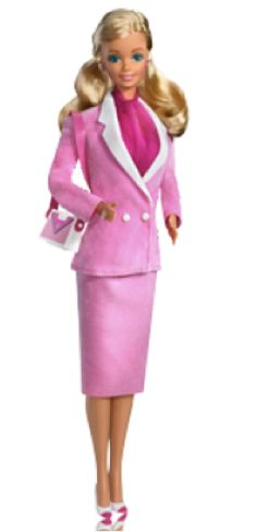 She was my favorite Barbie