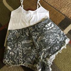 Urban Outfitters  BDG shorts BDG cheeky denim shorts by urban outfitters  style is super high rise dolphin  Urban Outfitters Shorts Jean Shorts