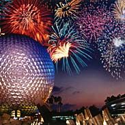 Disney World, Epcot.