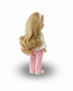 766d9064a Кукла Весна Анна с повязкой со звуком 42 см купить в Москве и Санкт- Петербурге - интернет-магазин детских товаров BABADU