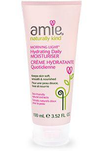 MORNINGLIGHTHydratingDailyMoisturiser | Amie Skincare