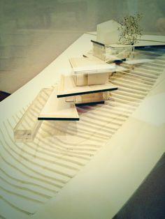 """Maqueta del proyecto """"De la miel a las cenizas"""" · From Honey to Ashes´s model  #architecture #arquitectura #competition #concurso #calpe #alicante #project #proyecto #architect #arquitecto #luxurious #maqueta #model"""