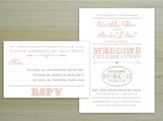 Wedding Invitations Shabby Chic Pastel Elegance   by ABandIG, $22.00