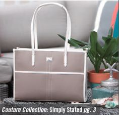 Couture Collection: Simply Stated http://www.beijobags.com/catalog/ #beijobags…