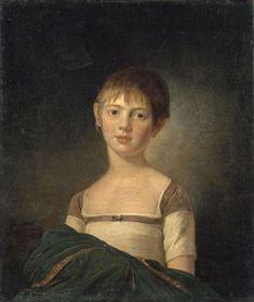 Gran duchessa Anna Pavlovna figlia di Paolo I e Maria Feodorovna e sorella di Alessandro I