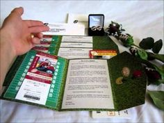 Create custom invitations for your football themed wedding ... check out our short Youtube Video.  #footballwedding  #stwdotcom