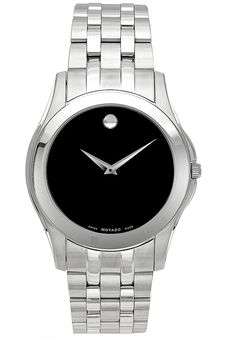 Price:$622.00 #watches Movado 0606042, This Movado timepiece is uniquely known for it's classy and sporty look. It's accentuated design has made it one of the best sellers year after year.