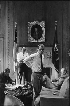 RFK in the office