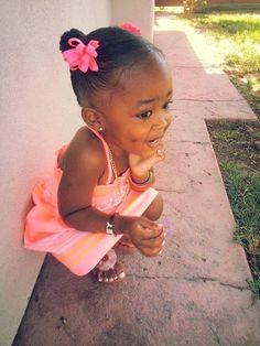 Beautiful Black Babies | via Tumblr