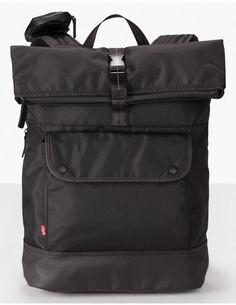 Levis Indigo Patchwork Backpack