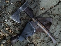 Nice Tomahawk from SAGE BLADES