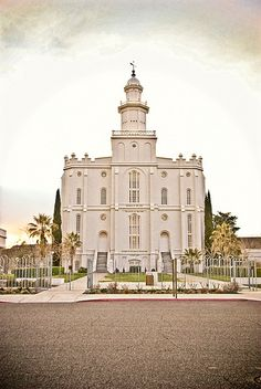 St George Temple by An Photo, via Flickr