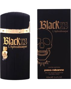 def4c259f8092 Buy Paco Rabanne Black XS Perfume Limited Edition EDT Natural Perfume For  Men  perfume  fragrance  men