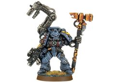 Space Wolves Iron Priest - Games