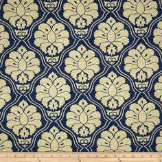 Golding Fabrics Jordan Indigo