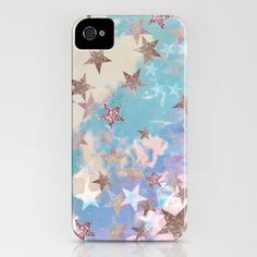 Society6 iPhone(4S,4)用 Starry Eyed ケース