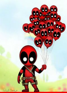 Deadpool by Nathan Szerdy #Marvel #comic . For more images follow pyra2elcapo.