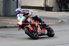 Keith Amor. Isle of Man TT 2014