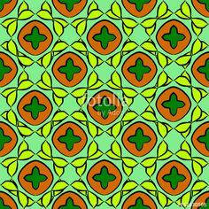 """Download the royalty-free vector """" Seamless pattern emblem symbols"""" designed by elenanes at the lowest price on Fotolia.com. Browse our cheap image bank online to find the perfect stock vector for your marketing projects!"""