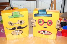 heArt Makes: easy and fun masks for carnival