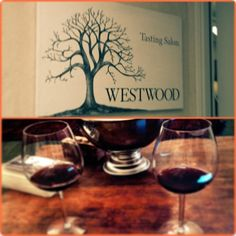 Westwood Winery #Sonoma #travel #winecountry #vineyard