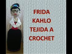 Amigurumis Frida Kahlo : Abc lorenza14marzo en pinterest