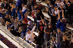 Blue Jays fans at Target Field