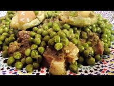 Tajine of Beef with Green Peas and Artichokes