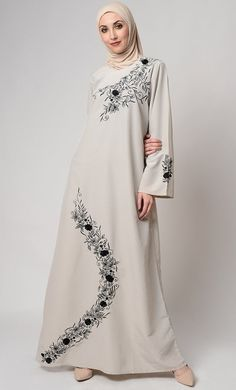 Muslim Evening Dresses, Hijab Evening Dress, Muslim Dress, Hijab Outfit, Hijab Style Dress, New Abaya Style, Abaya Fashion, Fashion Dresses, Moslem Fashion