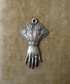 victorian hand by velvethoney on Etsy