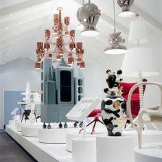 Hayon Studio * Copa Cabana lamp | Design Gallerist | Rare & Unique Products