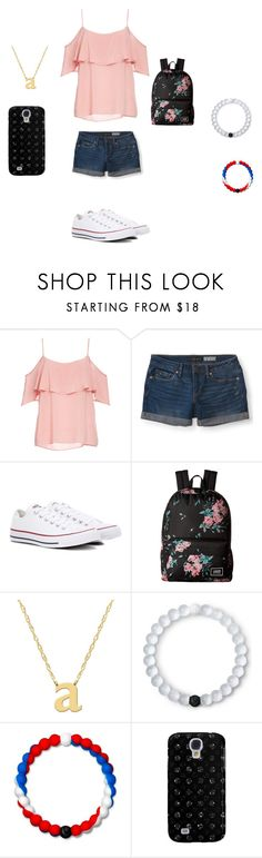 """Alexis (Lex)"" by lindsayxoxo2004 ❤ liked on Polyvore featuring BB Dakota, Aéropostale, Converse, Vans, Jane Basch, Lokai and Samsung"