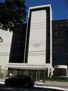 Missionary Training Center in the heart of Sao Paulo Brazil.