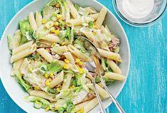 Penne s tuňákem a kukuřicí - Recepty.cz - On-line kuchařka - fotografie 1 Penne, Cabbage, Tacos, Vegetables, Ethnic Recipes, Black Blogs, Food, Fitness, Tuna