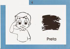 Trabalhando com Surdos: Cores em Libras Comics, Language Activities, Kids Learning Activities, Sign Language, Print Coloring Pages, Secondary School, Wall, Cartoons, Comic
