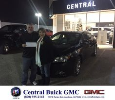 https://flic.kr/p/BUHSmN | Happy Anniversary to Jennifer & Terry on your #Buick #LaCrosse from Justin Duckert at Central Buick GMC! | deliverymaxx.com/DealerReviews.aspx?DealerCode=GHWO