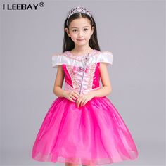 Children Clothing Belle Princess Kids Aurora Sofia Sleeping Beauty Dress Girls Ball Gown Cosplay Costumes //Price: $19.96 & FREE Shipping //     #earlylearningtoys