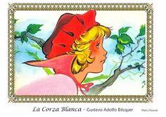 Foto: La Corza Blanca- Maria Pascual