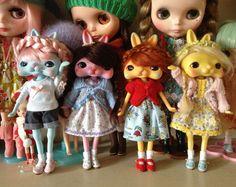 My Tokissi girls x 4