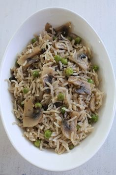 Vegan Gluten Free, Vegan Vegetarian, Chettinad Chicken, Green Peas, Garam Masala, Quick Meals, Stuffed Mushrooms, Rice, Meat