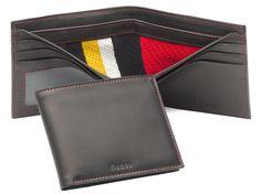Calgary Flames Game Used Uniform Wallet