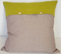 Check out this item in my Etsy shop https://www.etsy.com/listing/221958445/pillow-pillow-with-buttons-pillow-cover