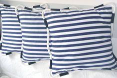 Poszewka marynarska na poduszkę z liną - Kadaro - Poduszki