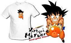 CAMISETA-DRAGON-BALL-GOKU-NINO-BOLA-4-ESTRELLAS-SUU-SHINCHUU-tshirt-t-shirt-xxl