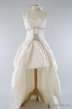 Robe de mariée Années 50 - Elixir Mariage  Robes de mariée ...