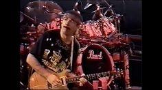 The incredible, unmistakable sound of Carlos...Santana - Samba Pa Ti Live In Santiago 1992