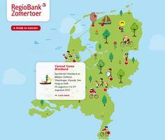 RegioBank Summer Tour   Webtype > Blog
