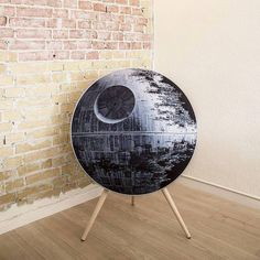 Star Wars has invaded the Beoplay A9 by having a cover with the Death Star. Thank you @ mathildewesterr for sharing your cool photo on Instagram!